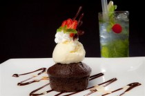 Restaurant - Brownie con Helado