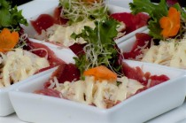 Catering - Carpacio de Lomito