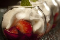 Catering - Postres - Fresas