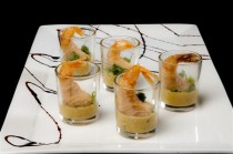 Catering - Langostinos Tempura